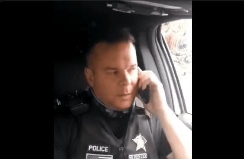 WATCH: Police Officer Makes Hilarious Video Mocking NBA Star LeBron James