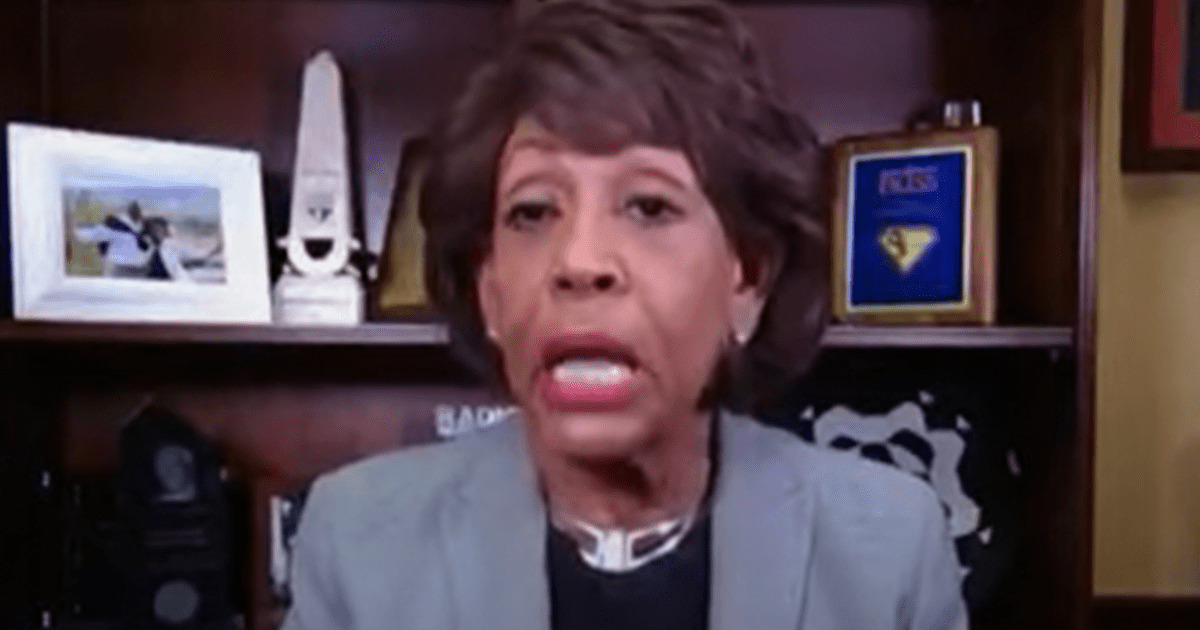Twitter says there is no sign Maxine Waters' account was hacked as she claimed