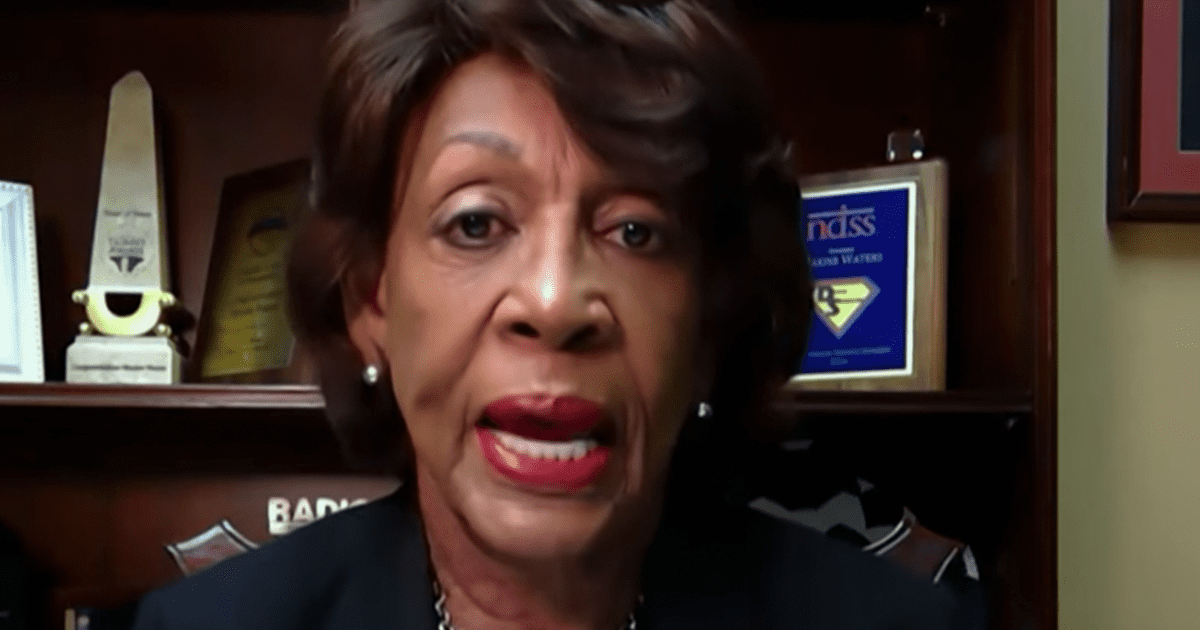"""Maxine Waters responds to criticism from Republicans over her comments to protesters, says """"I'm not going to be bullied"""""""