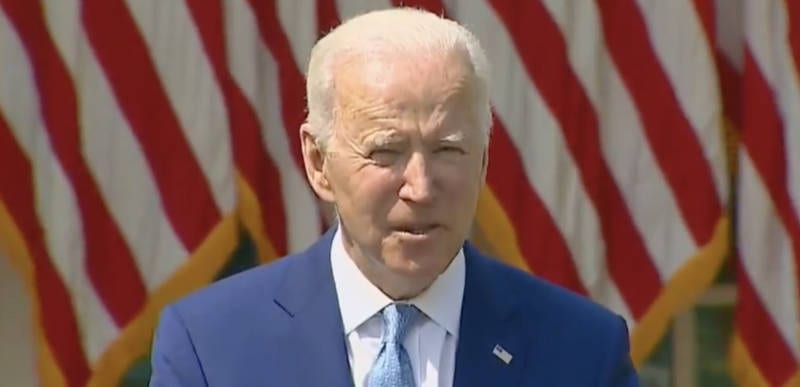 WATCH: Teleprompter Joe can't even say 'ATF' right, claims stabilizing braces make pistols more LETHAL, and much more…