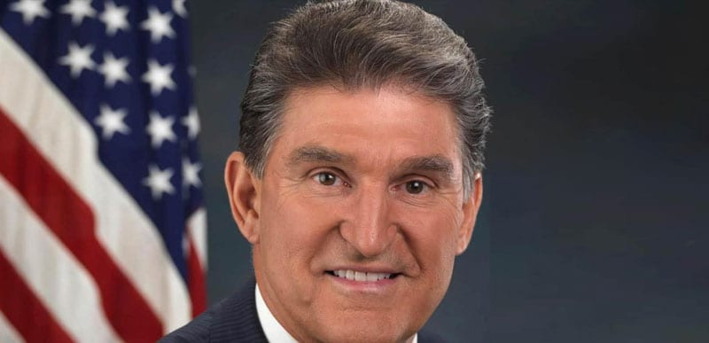 Joe Manchin drops a BOMBSHELL on Democrats who want to use reconciliation to get around the filibuster