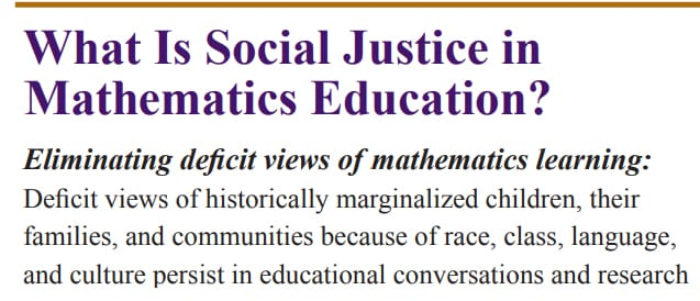 MATH IS RACIST: Virginia schools to dump AP classes because of PRIVILEGE and OPPRESSION
