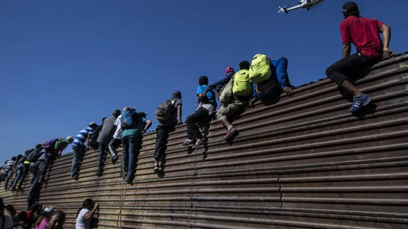 democrats continue to offer incentives for migrants to illegally cross the border