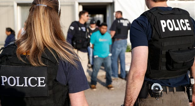 the biden administration is accused of turning american into a  sanctuary  for illegal aliens