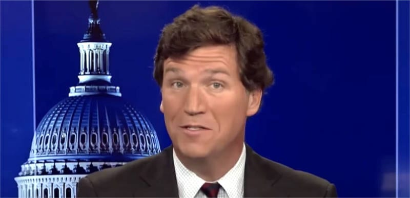 Tucker Carlson exposes how the Washington Post is trying to destroy him…