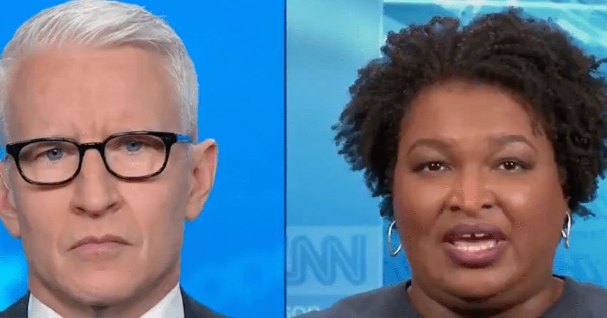 """WATCH: Abrams calls Arizona election audit  a """"continuation of the insurrection"""""""