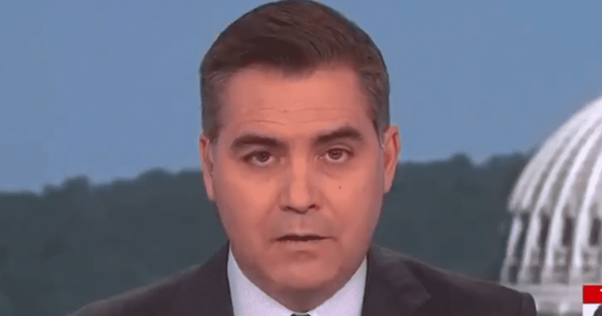"""WATCH: Jim Acosta refers to Fox News as """"the bulls–t factory"""""""