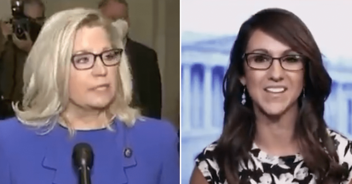 """WATCH: Boebert on Liz Cheney """"We ousted another swamp creature"""""""