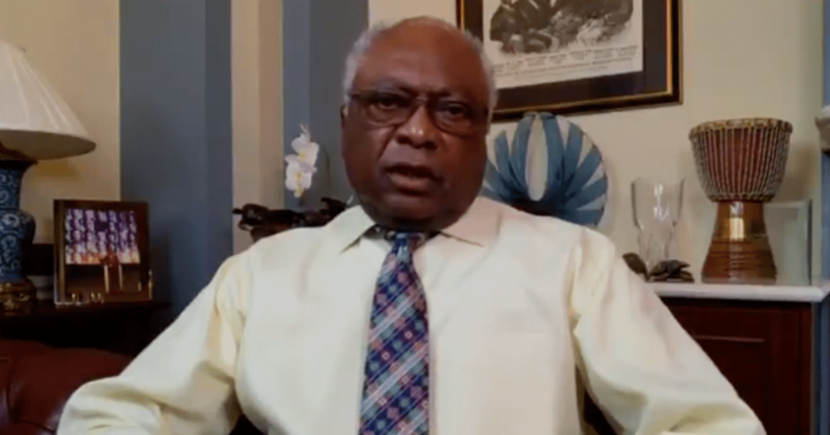 WATCH: Clyburn reacts to ouster of Liz Cheney from GOP leadership, says the Republican party is imploding