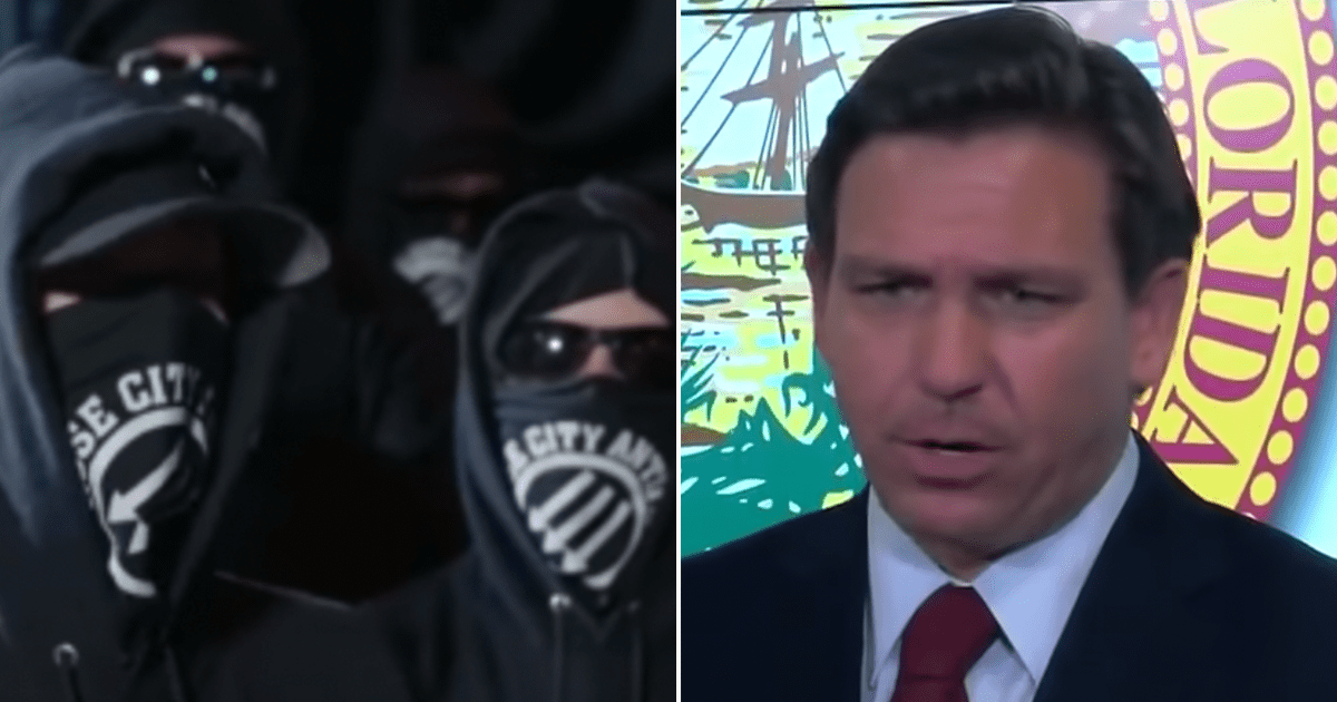 WATCH: DeSantis warns Portland rioters to stay out of Florida