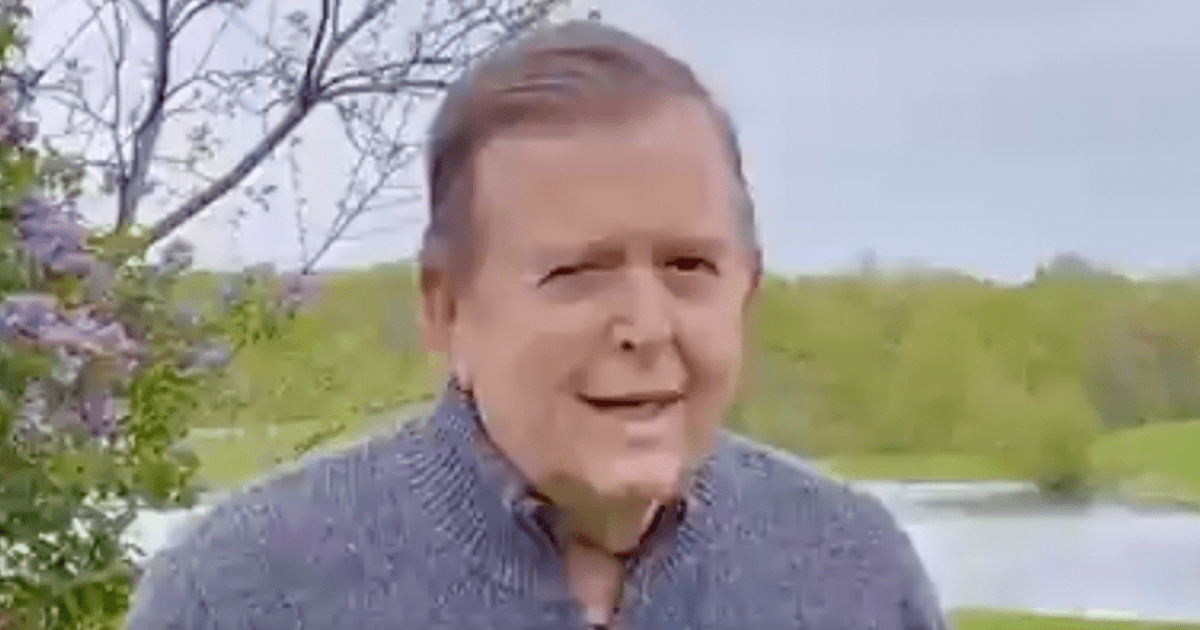 "WATCH: Lou Dobbs speaks out with new video statement ""I'd like to thank all the great Americans who have reached out over the past few months"""