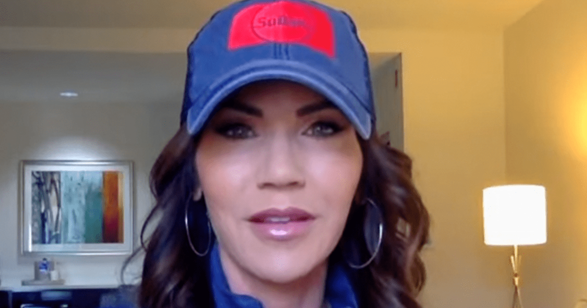 WATCH: Kristi Noem invites laid off police officers to come to South Dakota