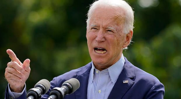 joe biden s administration blocked the veterans  rally by rescinding the permit