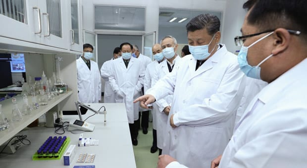 china has been experimenting with coronaviruses as biological weapons since 2015