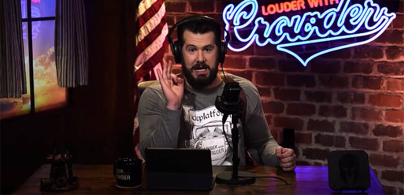 READY TO RUMBLE: Steven Crowder formally files lawsuit against YouTube for an injunction and is now on Rumble