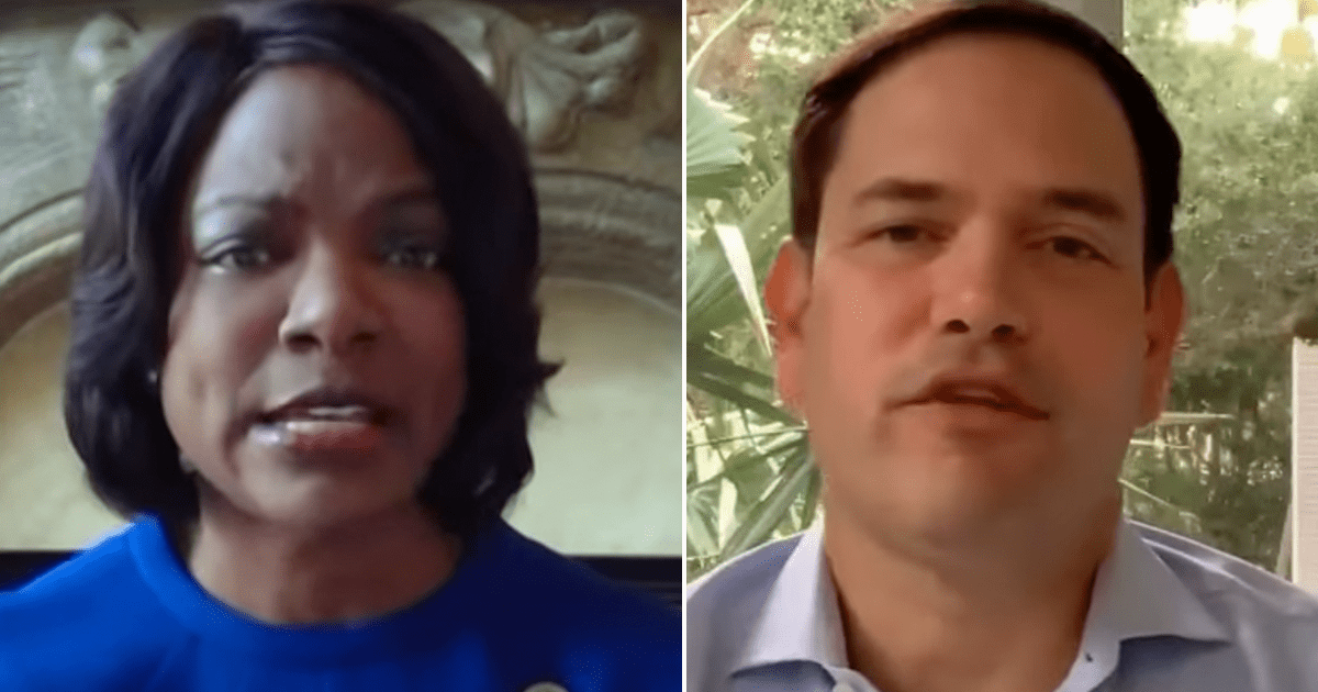 """Rubio blasts his new FL Senate Challenger Val Demings, calls her """"a """"do-nothing House member without a single significant legislative achievement"""""""