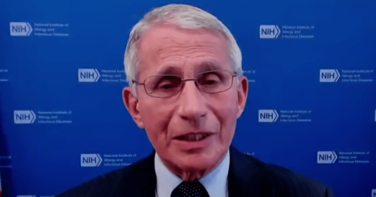 """Fauci says he's """"very frustrated"""" that """"we're going in the wrong direction"""" on pandemic"""