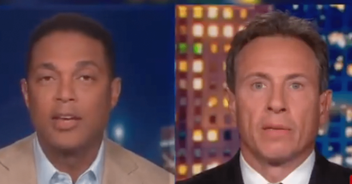 """WATCH: Don Lemon scolds those against Critical Race Theory, says """"stop making it about you"""""""