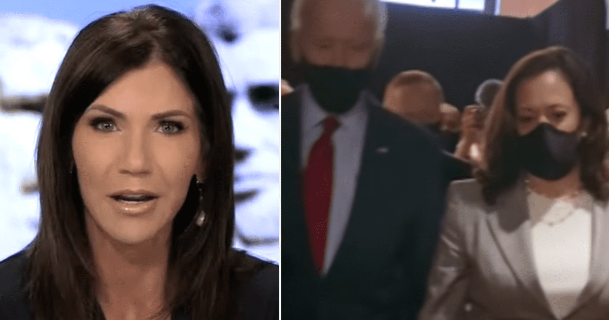 """WATCH: Noem slams Biden death tax, calls it """"devastating"""" and says it will hurt the middle class"""