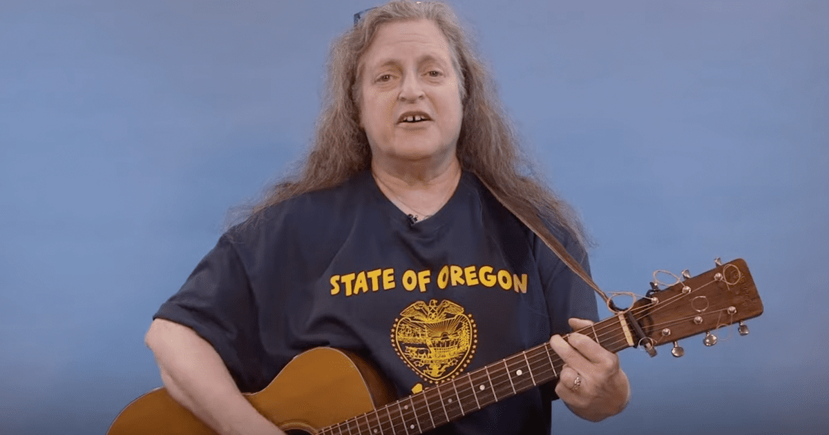 """LISTEN: Oregon lawmakers vote to change lyrics to state song after accusations of it being """"racist"""""""