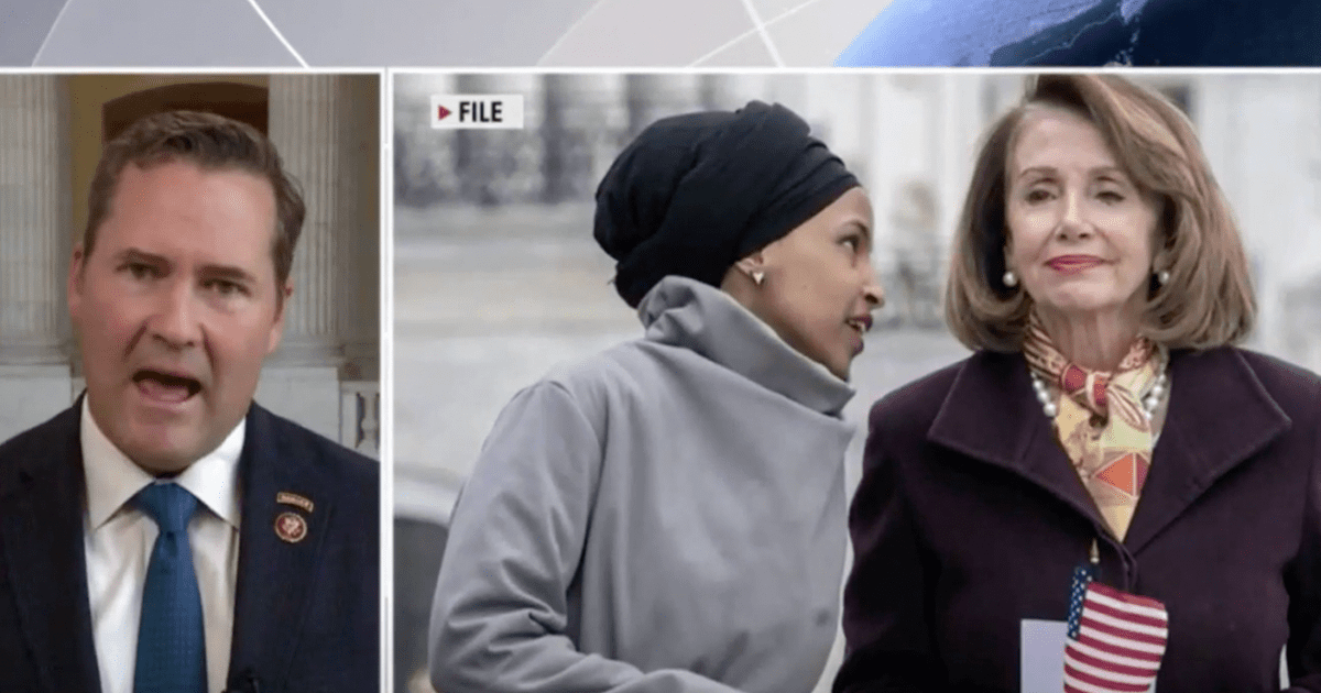 """Pelosi takes issue with Republican calling the Squad the """"Hamas Caucus"""""""