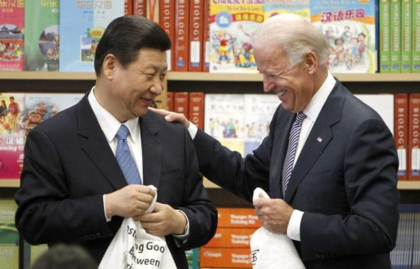 other weaker world leaders are using a soft approach to the chinese communist party