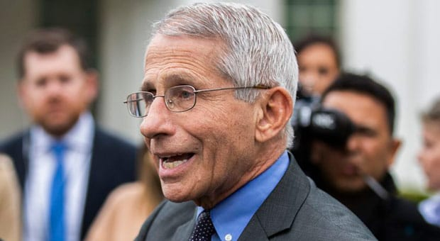 dr  fauci is facing a mounting backlash after his emails were released