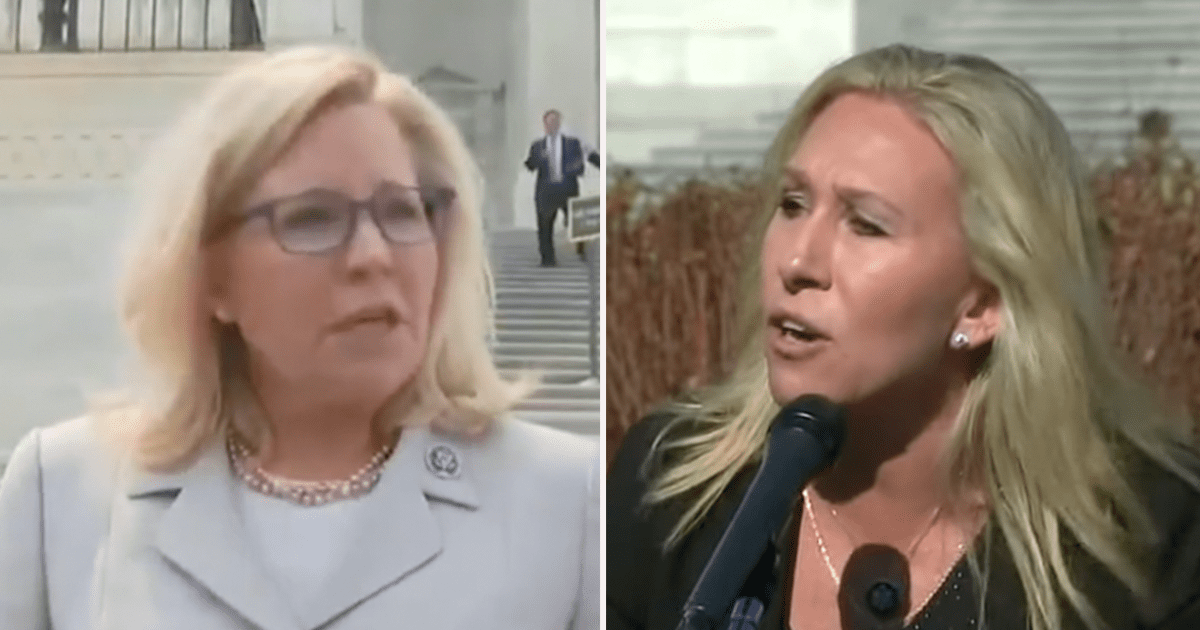 """Greene says Cheney """"should just go ahead and join the Democrat Party"""" after Cheney defends Pelosi"""
