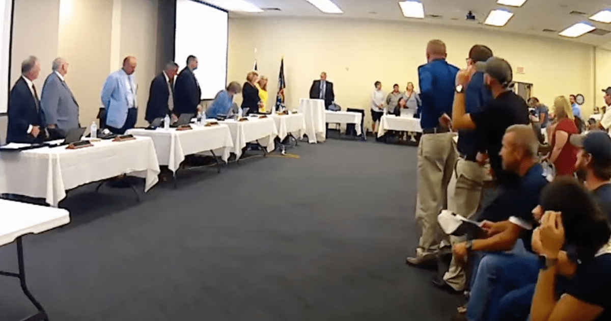 WATCH: VA school board unanimously rejects teaching of CRT and state DOE transgender policy