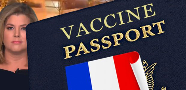 'Dems want this SO BAD here': France to REQUIRE vax pass for ALL dining, travel. MANDATORY vaccine for health workers.