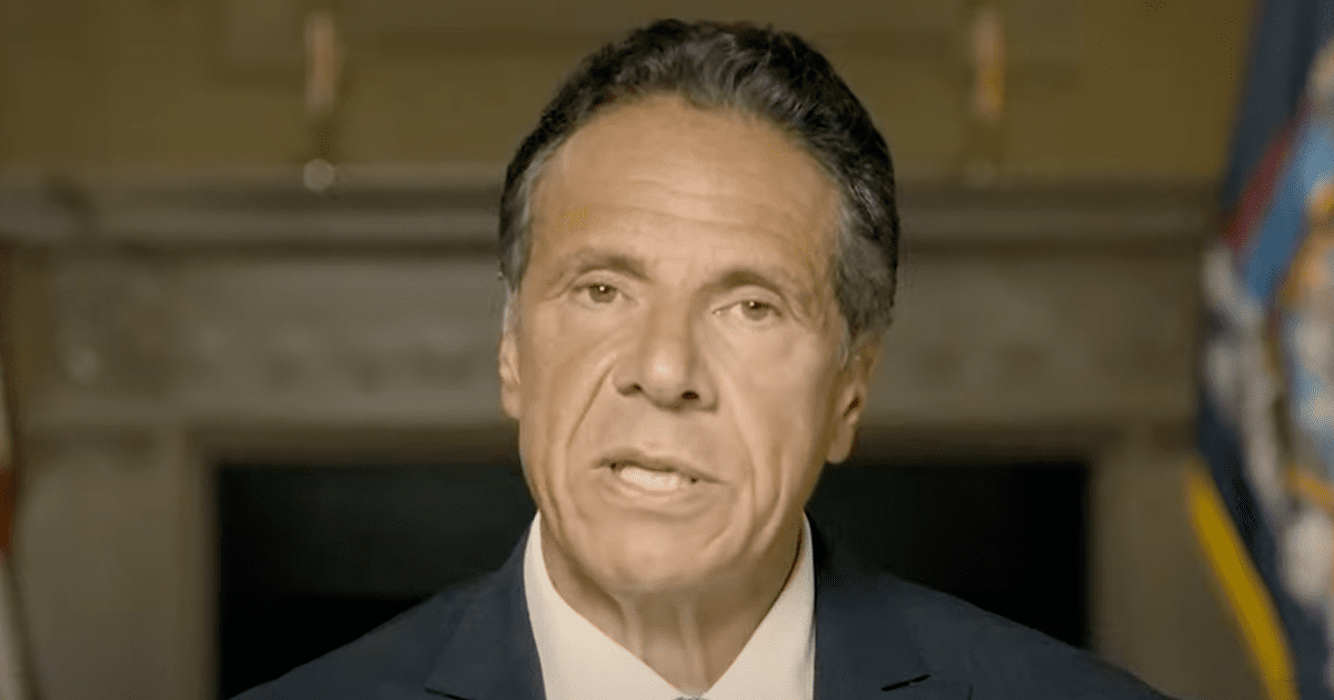 """Cuomo shares montage video of himself kissing men and women, says """"I do it with everyone. Black and white, young and old, straight and LGBTQ"""""""
