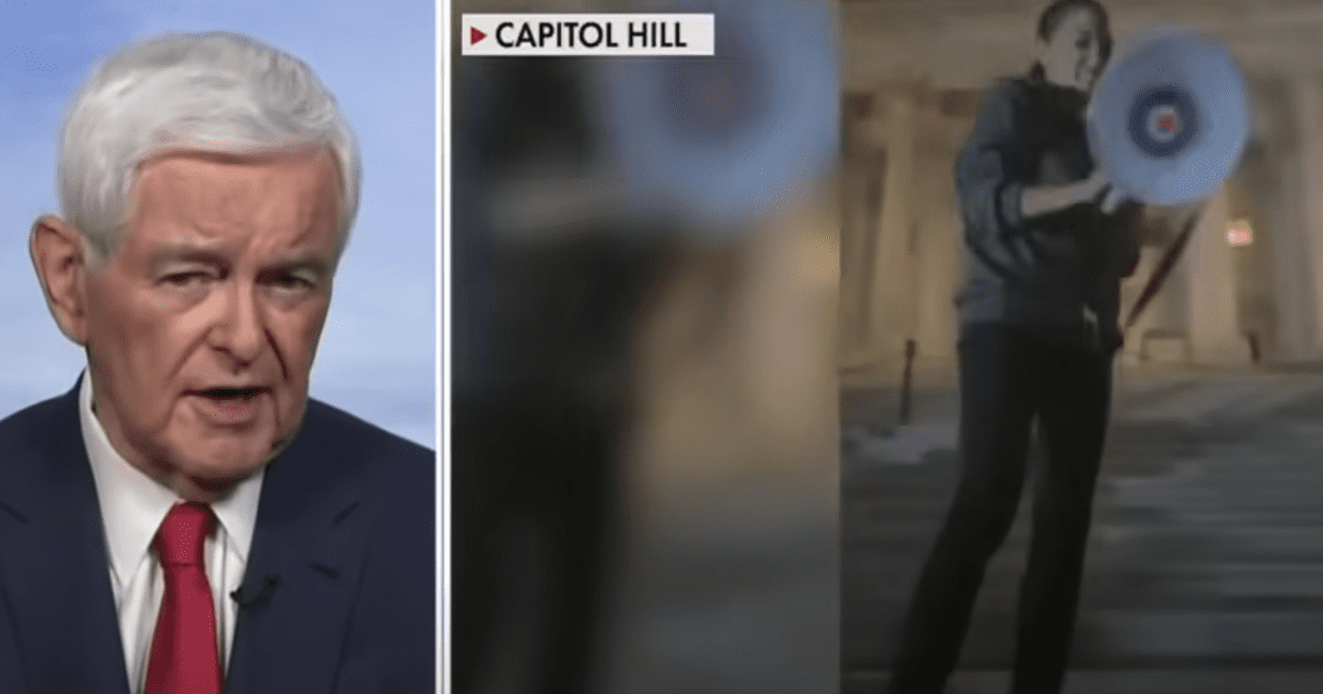 WATCH: Newt asks who will pay for AOC's socialist fantasy?