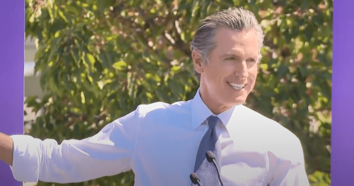 """Newsom signs state law to describe illegal """"aliens"""" as """"noncitizens"""" and """"immigrants"""""""