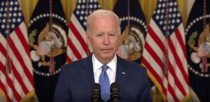 Watch: Psaki Stunned After Press Ask Pointed Question About Biden's Health, 'I Don't Have An…