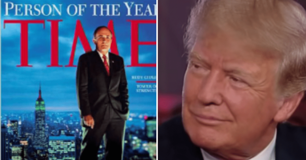 BREAKING: Trump issues statement of praise for Rudy Giuliani