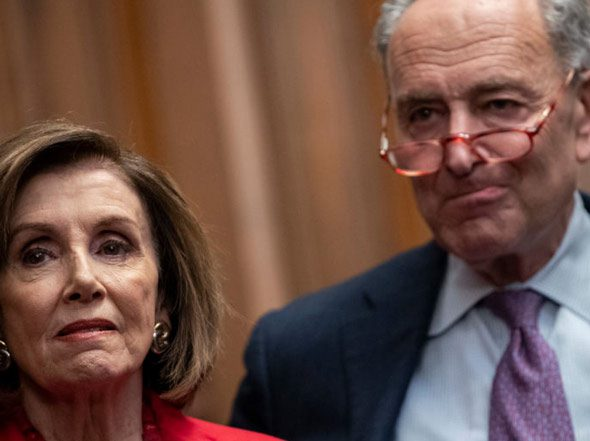 the move is a huge setback for the democrats  leftist  wish list