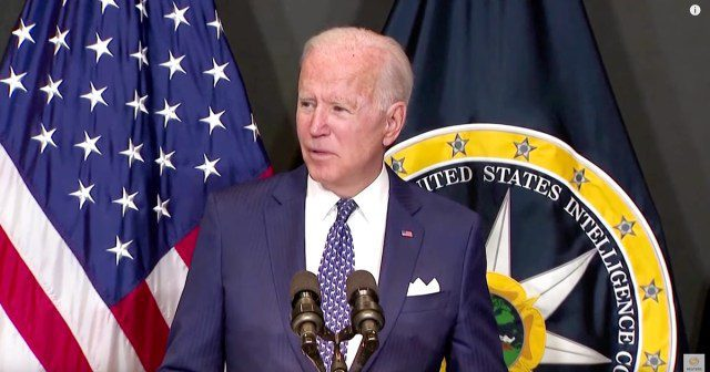Joe Biden turned white as a ghost after he got this devastating news