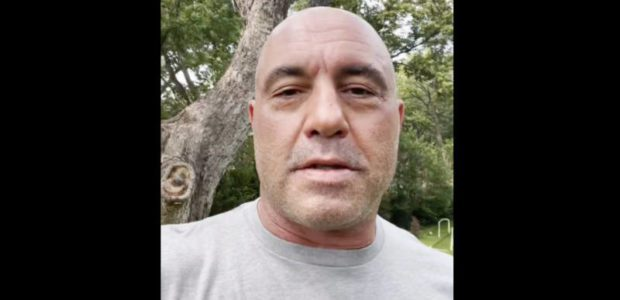 """Joe Rogan gets COVID, throws the """"kitchen sink"""" at it and the media loses it!"""