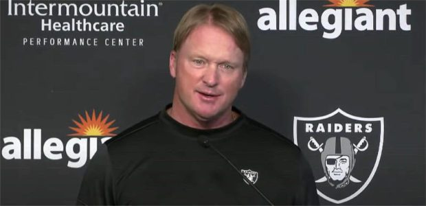 Madden NFL to cancel Jon Gruden from their game