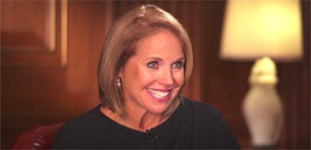 Katie Couric admits she COVERED UP criticism of National Anthem protests by RBG because she thought she was confused
